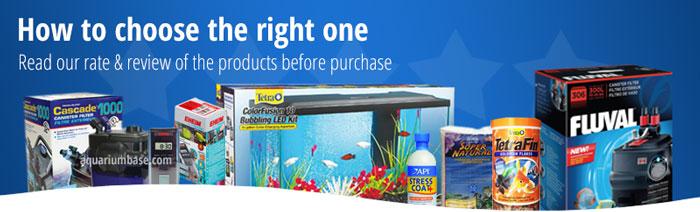 best aquarium equipment