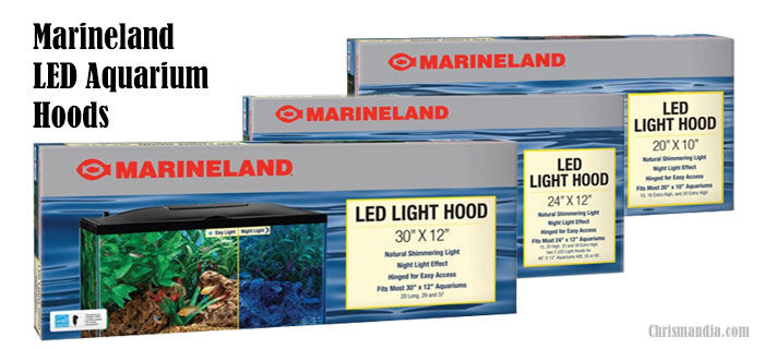 marineland led light hood