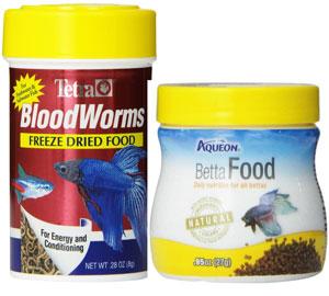 Betta fish care tank mates feeding and breeding for Best food for betta fish