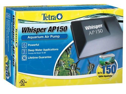 tetra whisper ap150 the best air pump