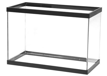 20 gall glass standard dimensions