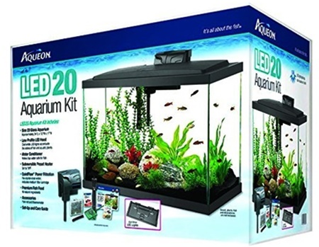 aqueon 20 gallon tank kit
